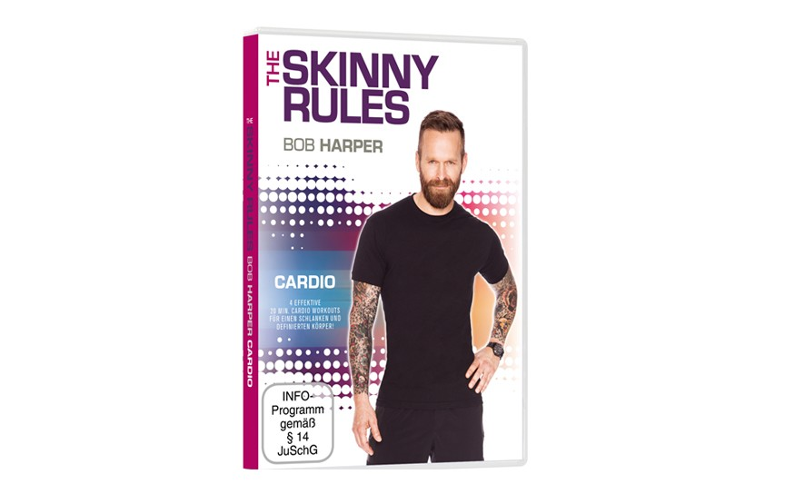 Bob Harper The Skinny Rules Cario