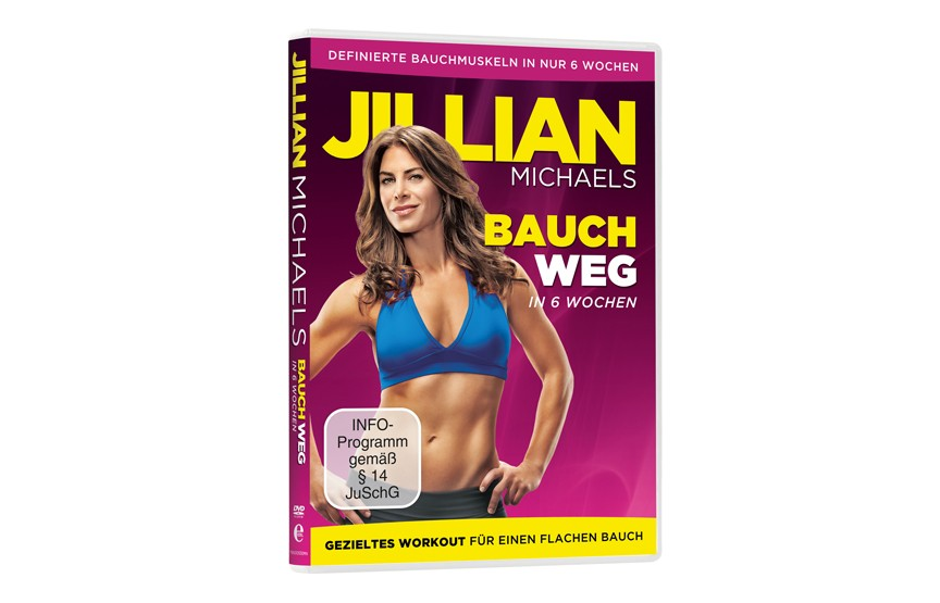 Jillian Micheals Bauch weg in 6 Wochen