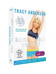 Tracy Anderson - Dance Cardio Workout Gesamtbox