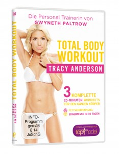 """Tracy Andersons """"Total Body Workout"""" vereint drei Workouts"""