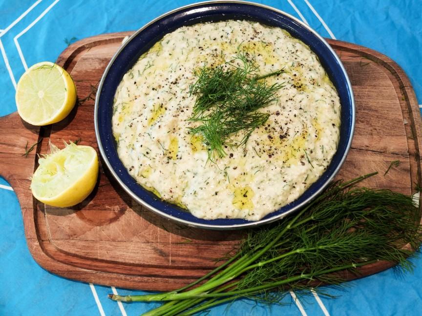 Fava - das türkisch Vegane Bohnenmus