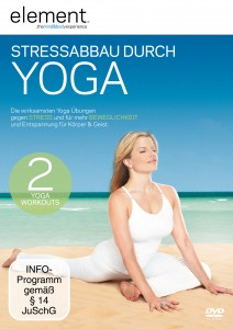 Element DVD Stressabbau durch Yoga