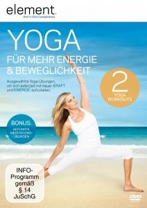 Yoga für mehr Energie und Beweglichkeit