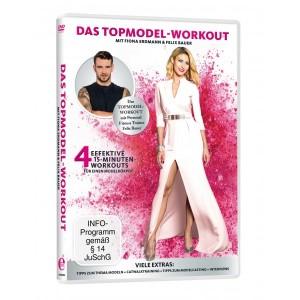 Packshot - Das Topmodel Workout DVD