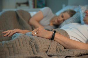Fitbit Alta Schlaftracking