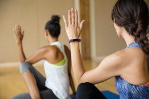Workout mit dem Fitbit Alta