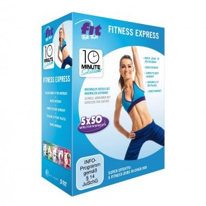Fit for Fun 10 Minute Solution Express Box