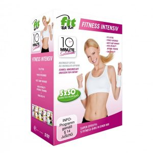Fit for Fun 10 Minute Solution Intensiv Box