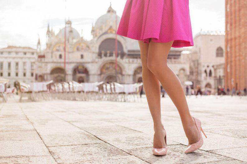 3 Tipps für schlanke Beine